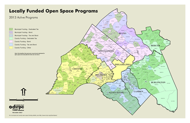 Locally Funded Open Space Programs
