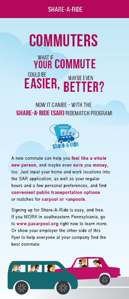 Share-A-Ride insert thumbnail