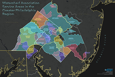 Watershed Association Service Areas