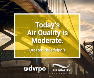 Know today's air quality... Your health depends on it!